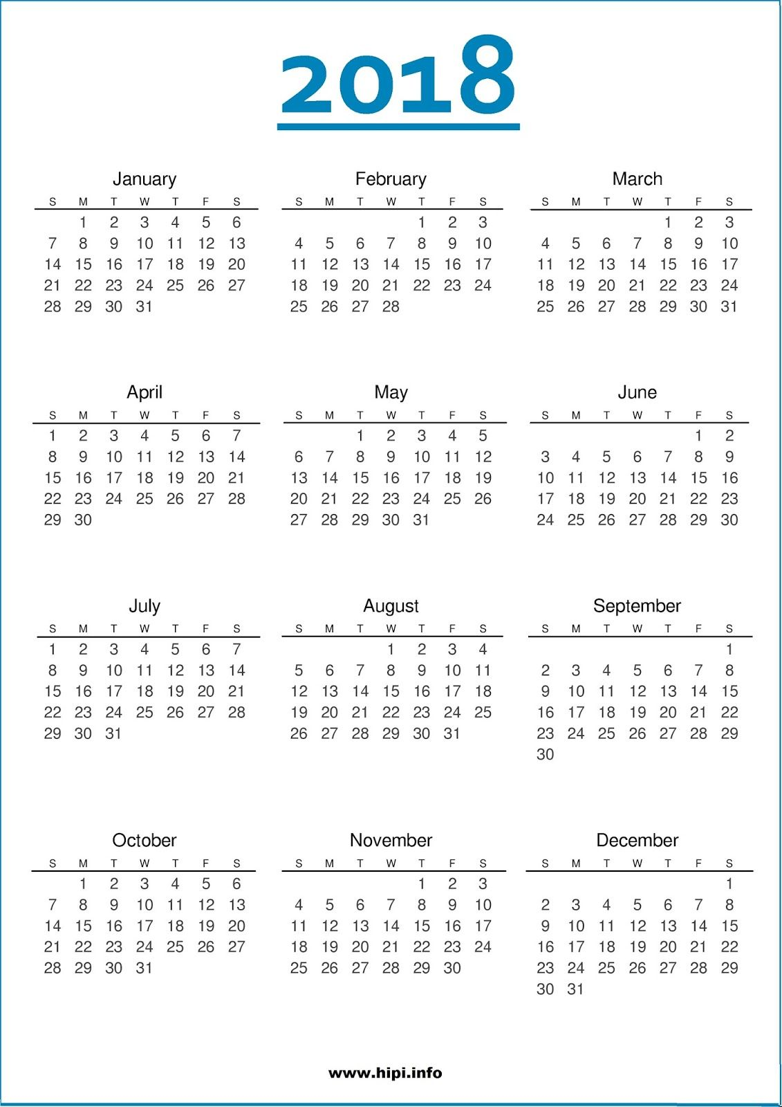 photograph relating to Printable Calendar on One Page called 2018 Calendar 1 Webpage November Calendar 2018 calendar