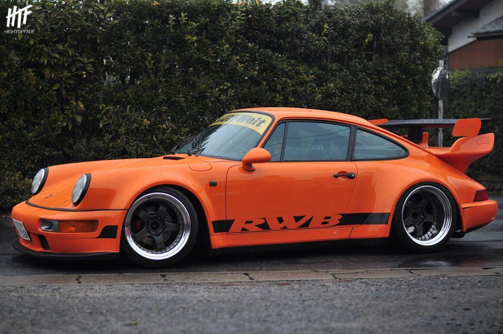 964 RS 3.8 - RWB Porsche