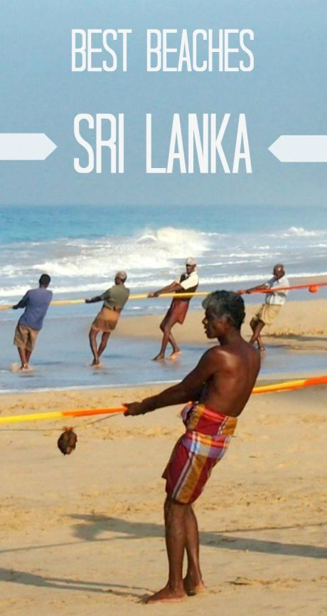 Sri Lanka beaches.How to choose the best Sri Lankan beach for family, surfing, kids or seclusion.   Fishermen on the beach early in the morning Ambalangoda Sri Lanka