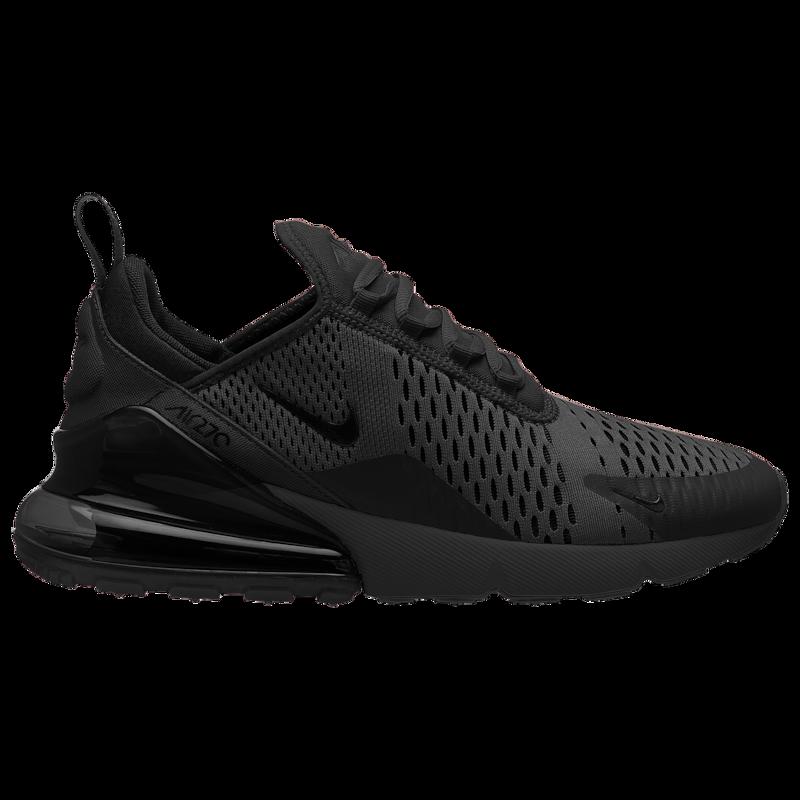 Nike Air Max 270 Men S Black Nike Shoes Nike Air Shoes Black Nikes
