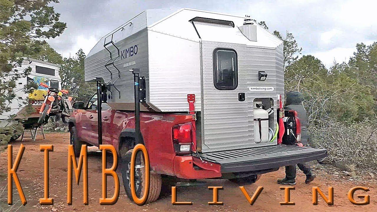 Truck Camper Living