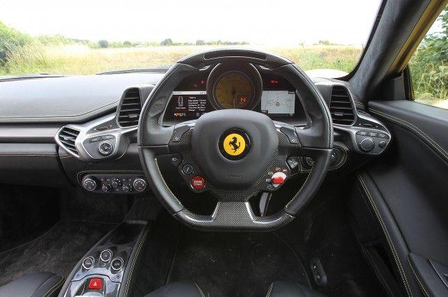 Ferrari 458 Interior Ferrari 458 Italia Ferrari 458 Ferrari