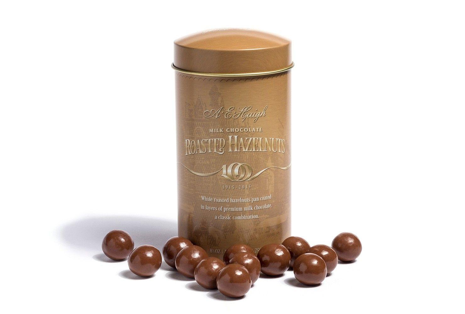 Haigh's Chocolates –Milk Roasted Hazelnuts