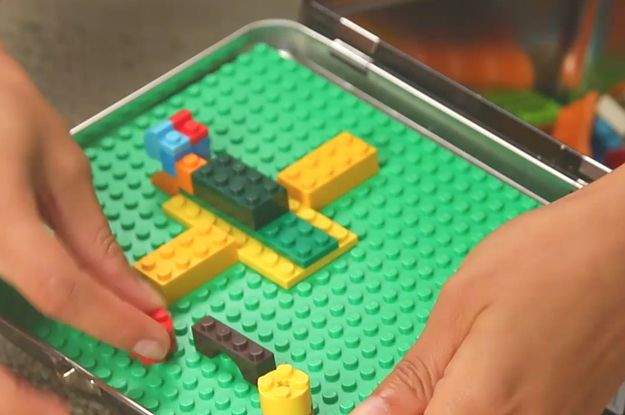 Turn Mealtime Into Playtime With This Lunchbox Hack
