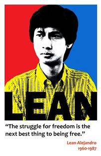 UP Rep Pays Tribute to UP Alum Lean Alejandro; 9/9-21