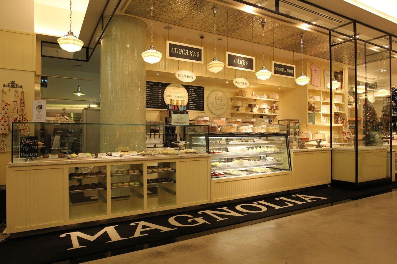 Magnolia Bakery, Dubai Mall