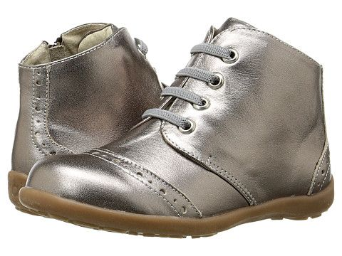 See Kai Run Kids Norah (Toddler Little Kid) Pewter - Zappos.com Free ... adab0da44