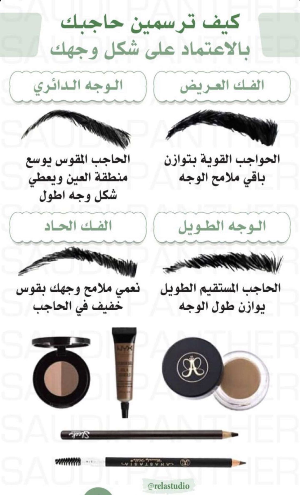 Pin by Re0o0iry on Makeupمكياج in 2020 Eye makeup