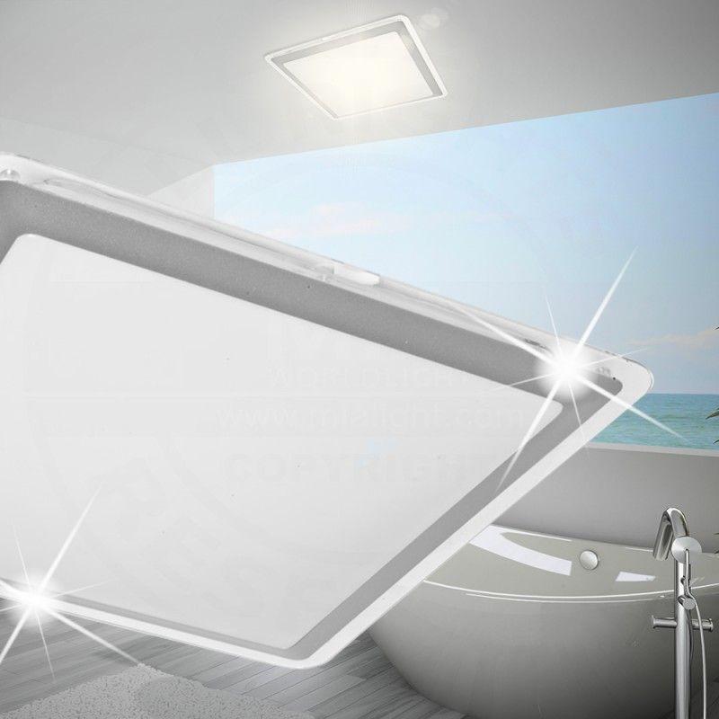 LED Badkamer Plafondverlichting Wit/ Badkamerlamp Badkamerlicht ...