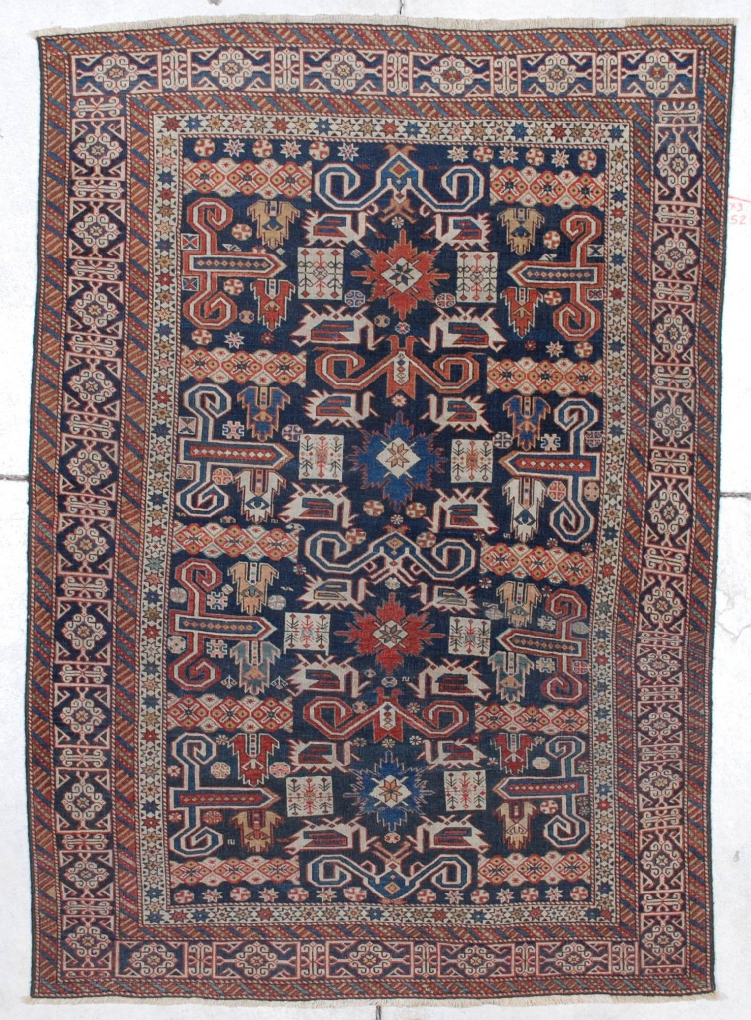blue persian com of new amazon types oriental rug in for prepare rugs contemporary ideas