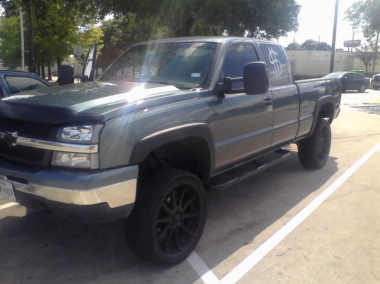 2006 chevy silverado z71 1500 4x4