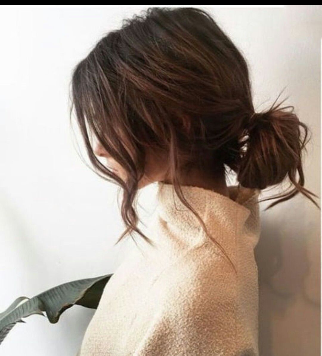 Messy bun her pinterest messy buns beautiful hairstyles and