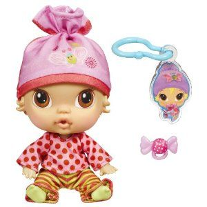 Baby Alive Crib Life Friendship Dolls Lily Sweet By