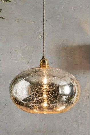 Buy Petra Gold Mercury Easy Fit Pendant From The Next Uk Online Shop Gold Ceiling Light Gold Pendant Lighting Pendant Lighting Bedroom