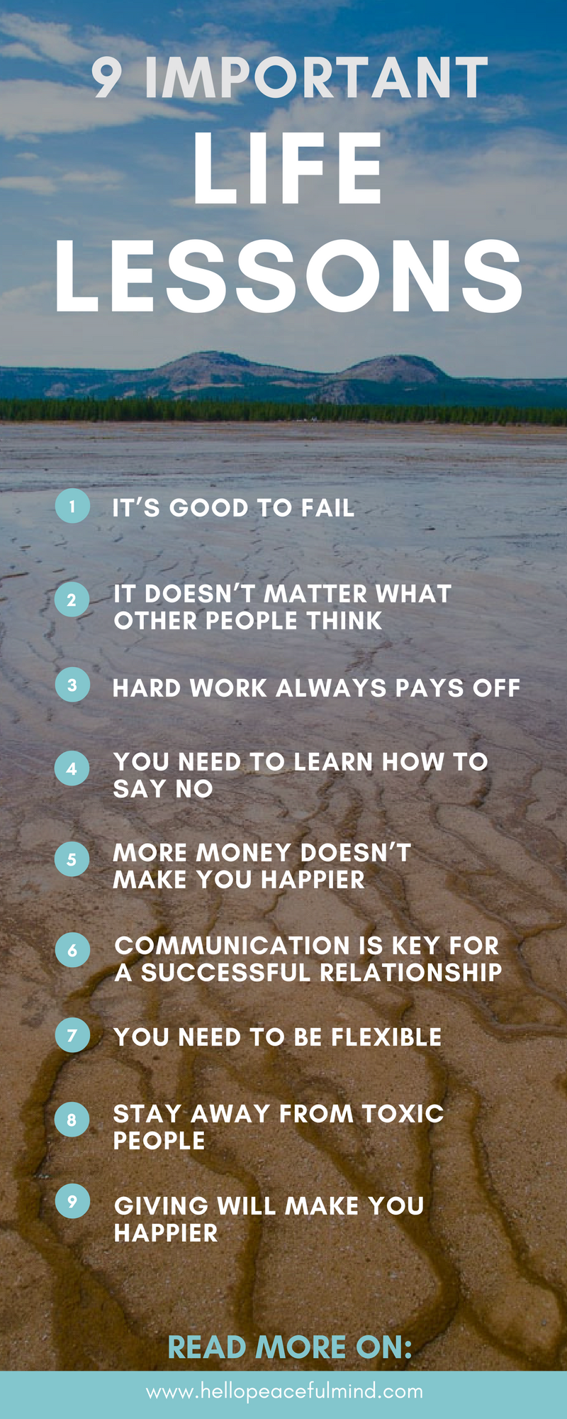 9 Important Life Lessons Every 20 Somethings Should Know