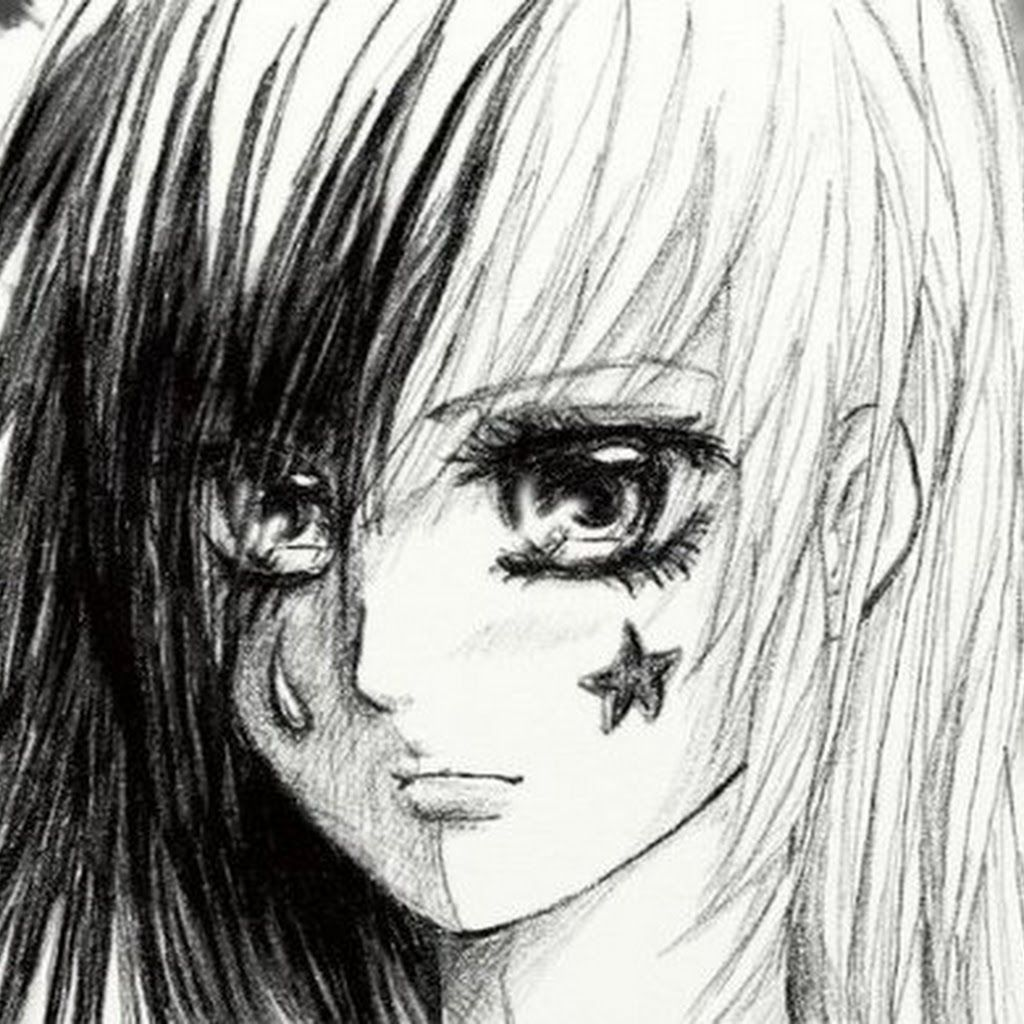 sad anime drawings in pencil hd wallpaper gallery