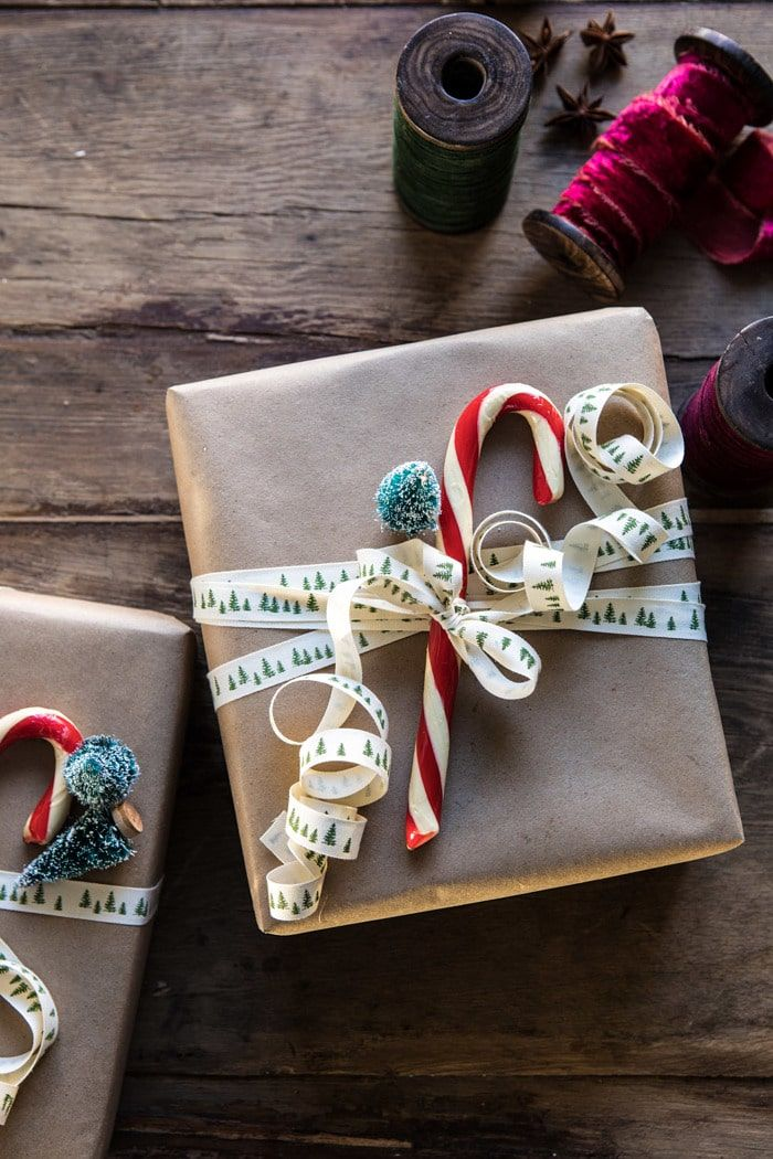 Christmas Gift Wrapping Ideas. - Half Baked Harvest