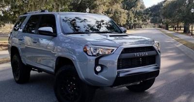 2019 Toyota Four Runner Desain Rumors Price Release Date Toyota 4runner Trd Toyota 4runner 4runner