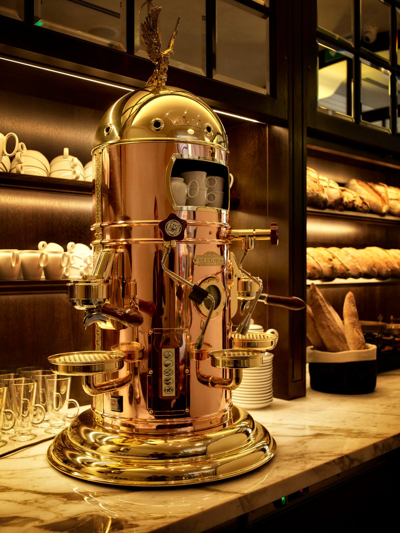 Gourmet Gadgets Rétro Diner Moulin à café