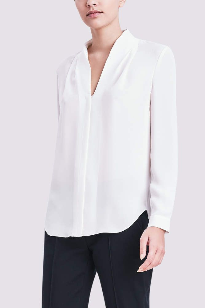 09174f76a9398 Judith long sleeved blouse