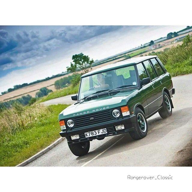 Range Rover Vogue Offroad Classic V8