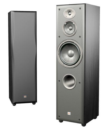 Good Amazon.com: JBL Northridge E60 3 Way 8 Inch Floorstanding Speaker,