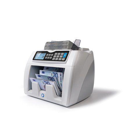 Safescan 2660 - Automatischer Banknotenzähler mit 6-facher Falschgelderkennung, 100% ECB getestet