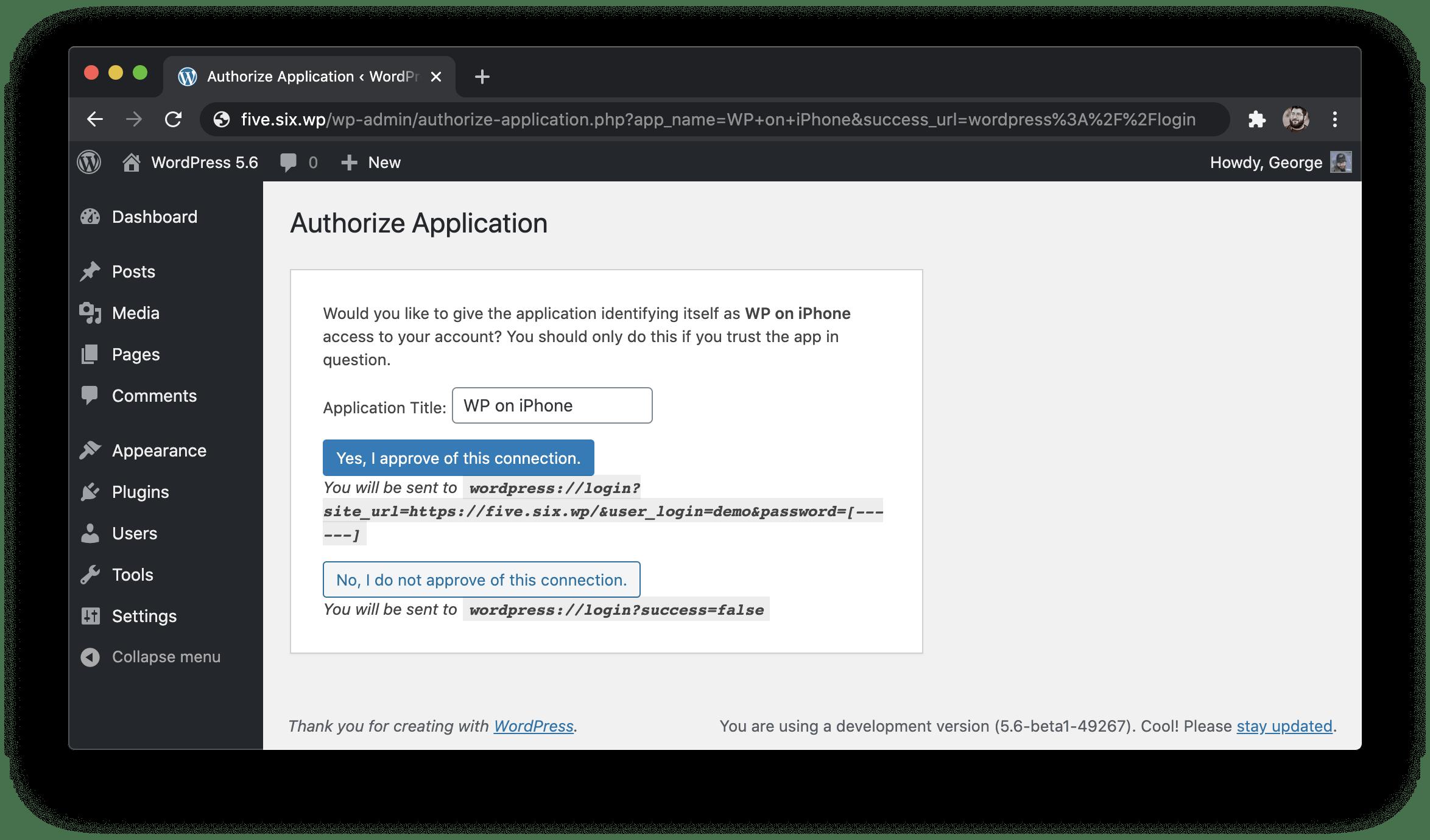 b1a0bfc33b2dc6841a9e58e4325926d0 - This Application Is Not Authenticated