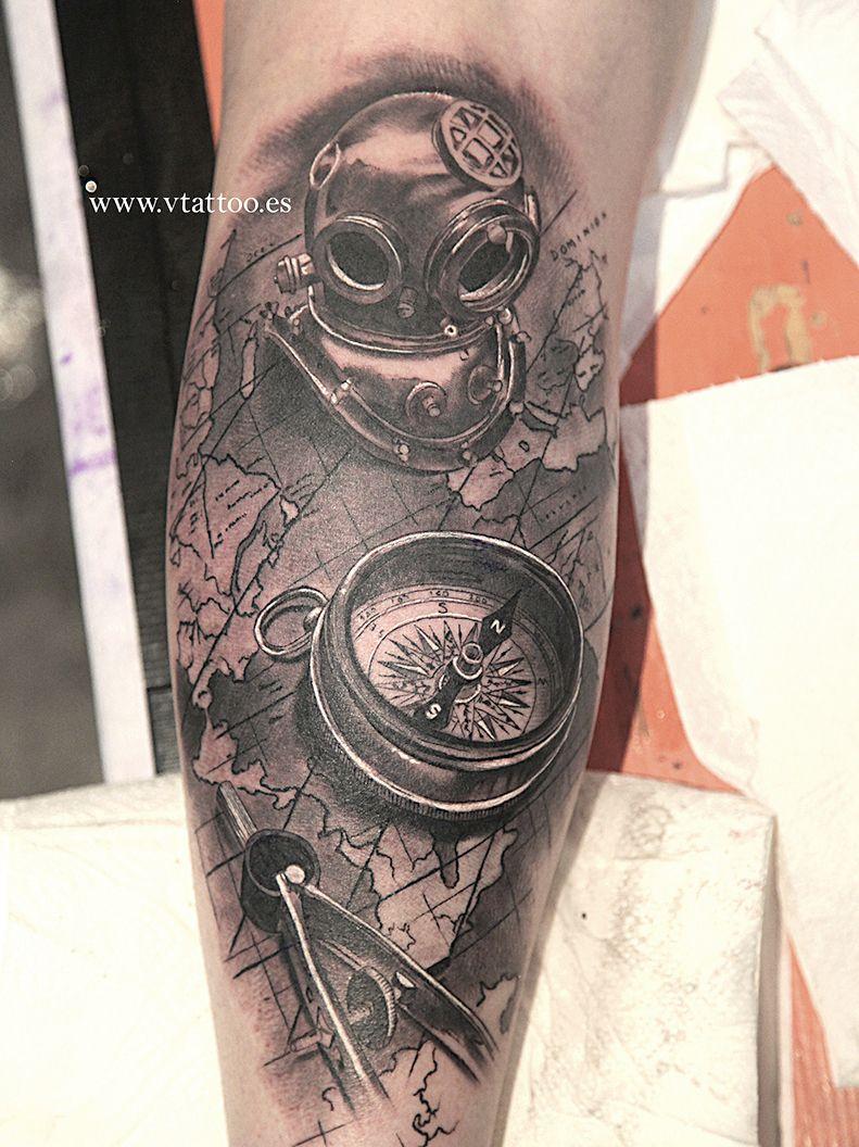compas mapp v tattoo | tattoo mix | Pinterest | Tattoo ...