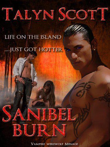 Sanibel Alpha: Vampire Werewolf Menage (Fanged Romance Series Book 6)