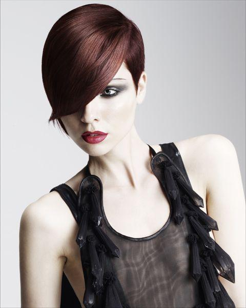 Hair Christel Lundqvist Hob Salons Photography John Rawson