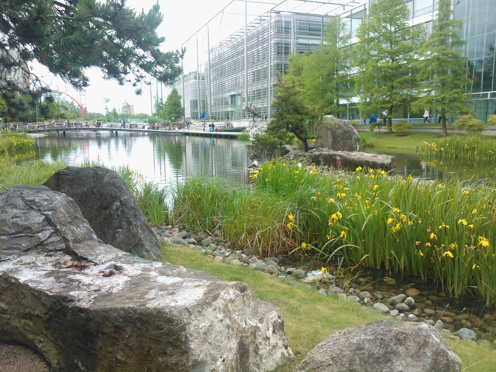 Chiswick Business Park The New Standard Of Office Developments Swimming Pools Building
