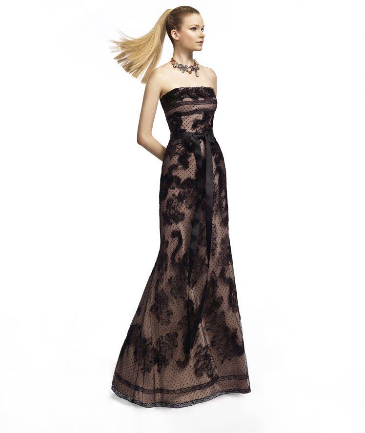 Pronovias 2013 Cocktail Long Dress Collection | Festkleider ...