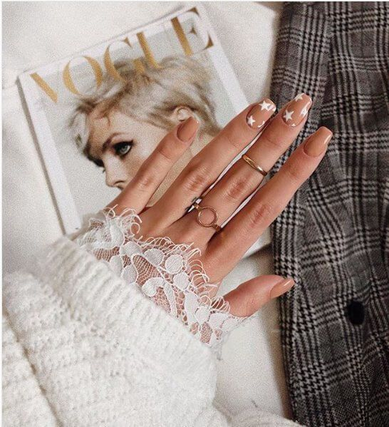 Over 40 natural nail designs for every occasion #Nails