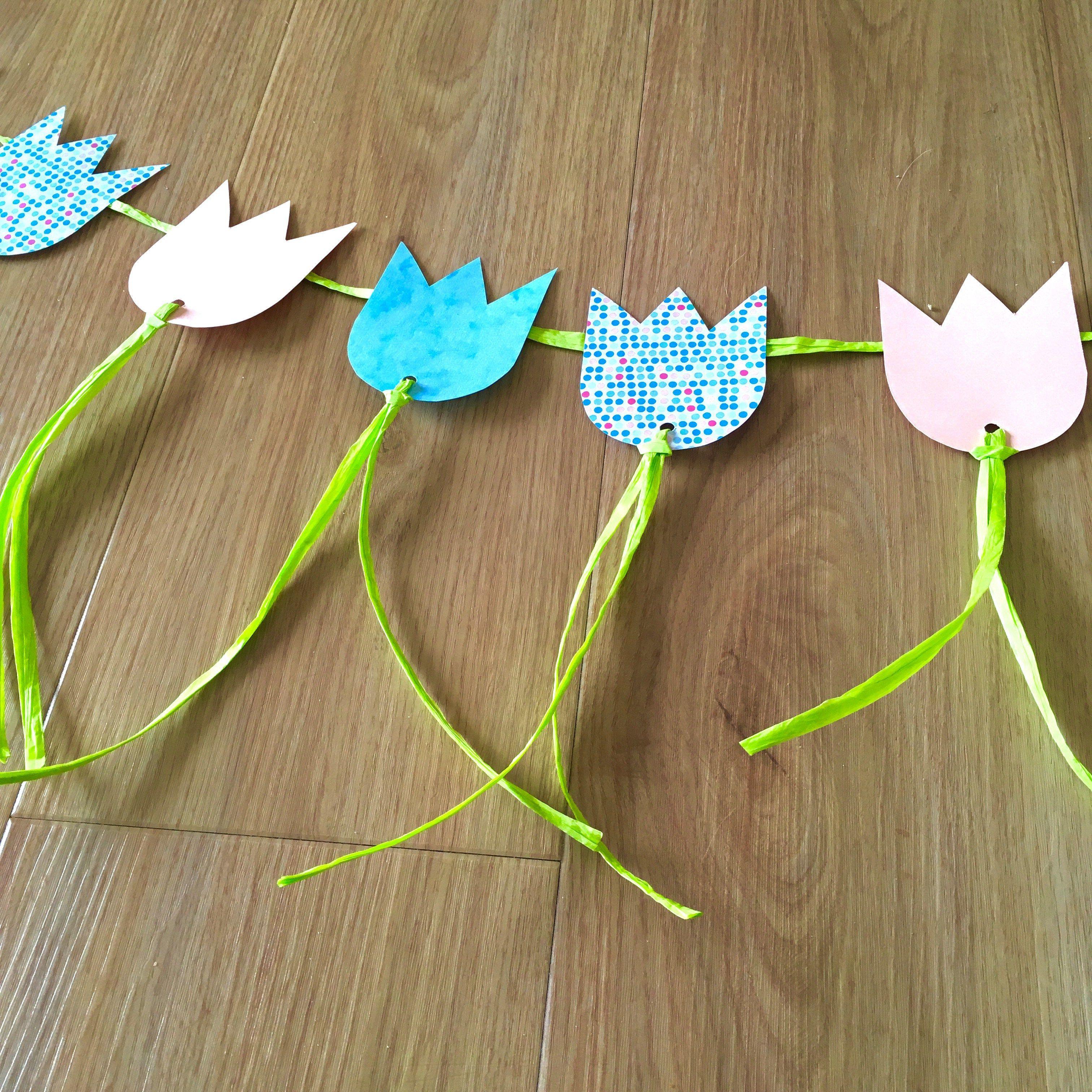 Photo of DIY: Flower Power spring decoration