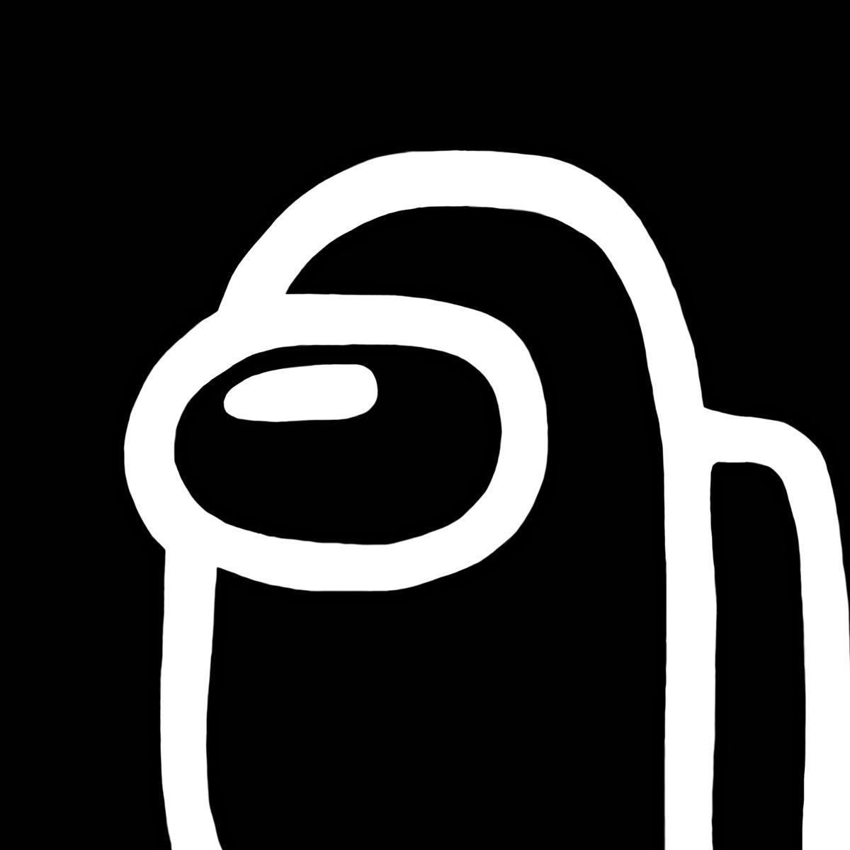 Black Among Us Icon Snapchat Icon Ios App Icon Design App Icon