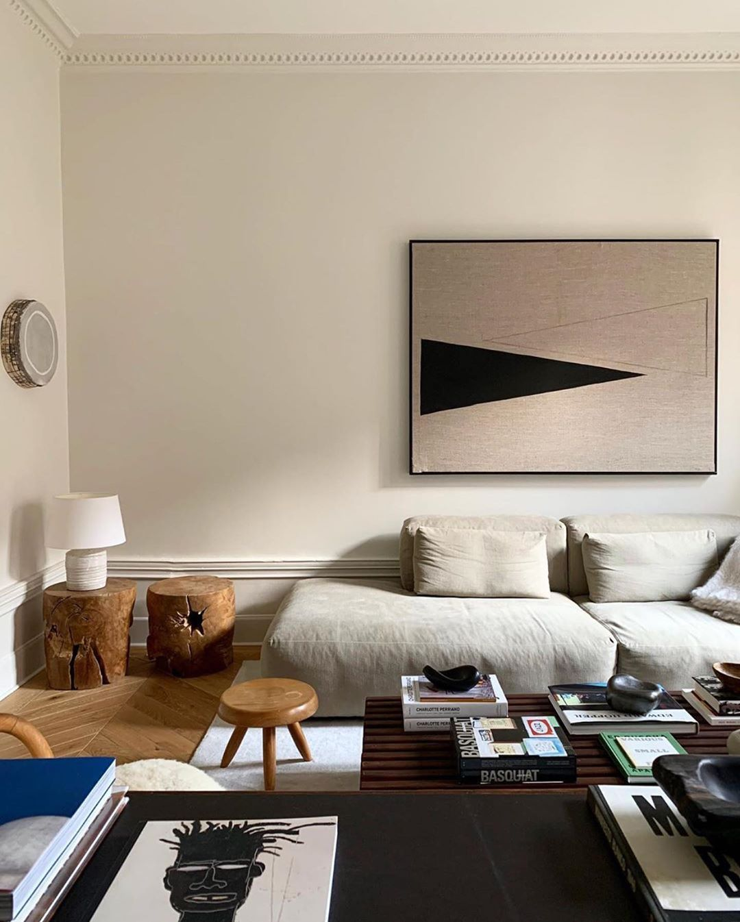 "Marc Costa on Instagram: ""#interiors #interiordesign #design #home @fredrikkarlssoninteriors #architecture #charlotteperriand #midcenturymodern #frenchmodernism…"""