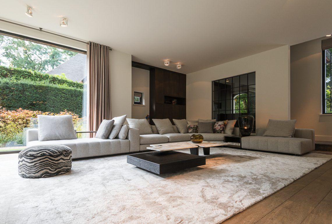 Devos interieur - Project residentieel Brasschaat - Hoog ...