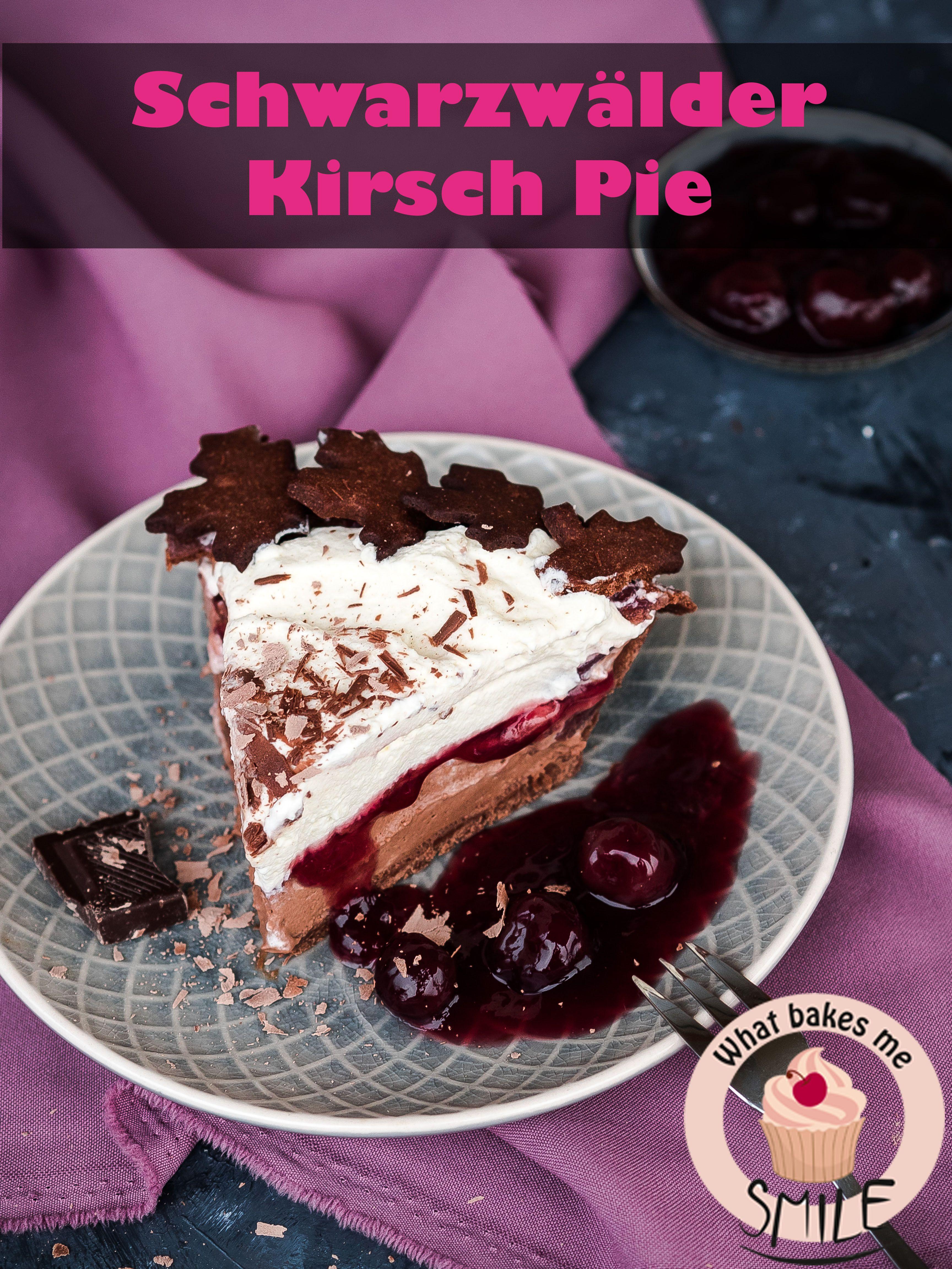Schwarzwalder Kirsch Pie Rezept Ich Liebe Foodblogs