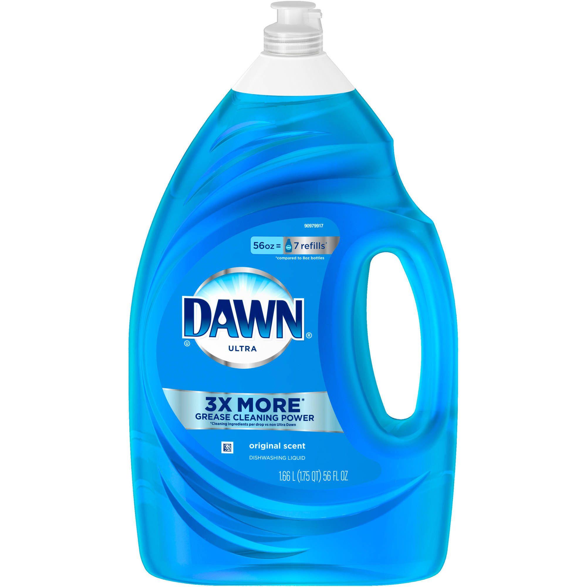 Dawn Ultra Dishwashing Liquid Original Scent Choose Your