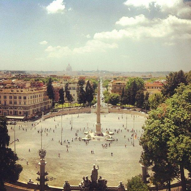 Terrazza del Pincio   Roma   Pinterest