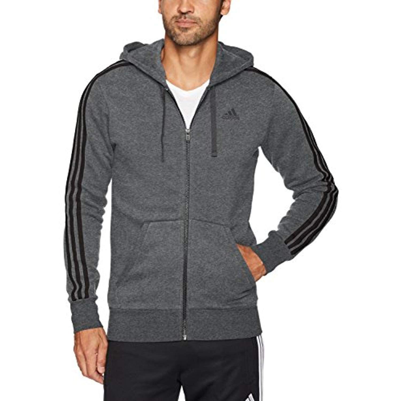 adidas Performance Herren Essential Heavy Fleece Full Zip