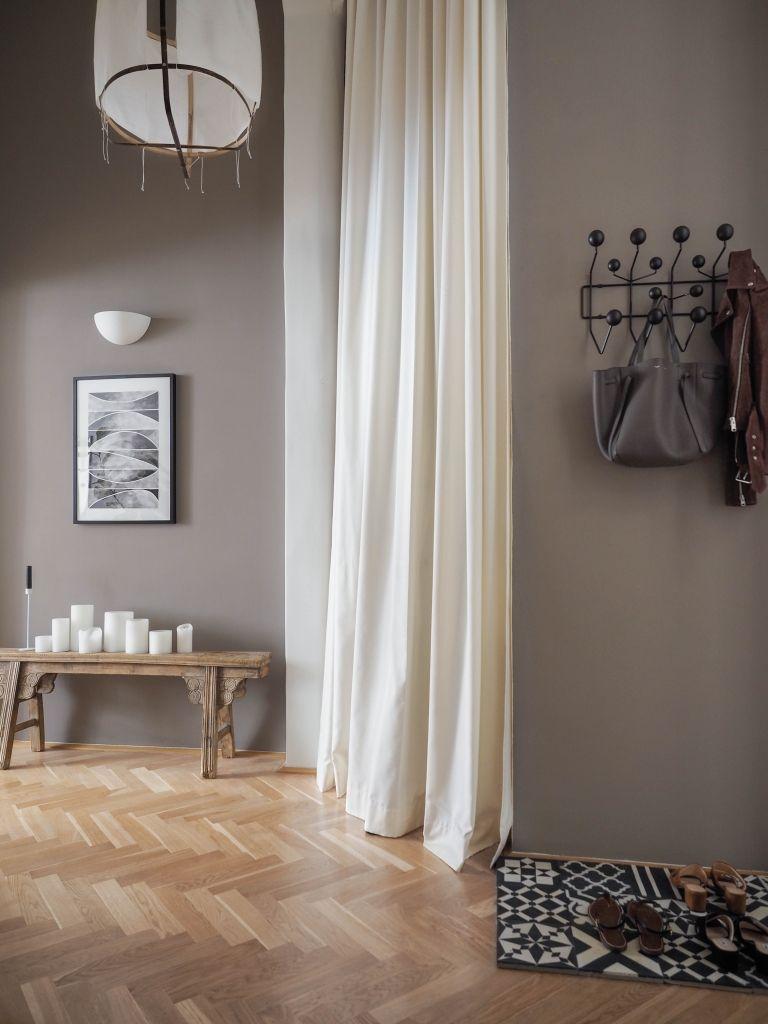 Schoner Wohnen Farbkollektion Architects Finest Farbton Chelsea Walk Schoner Wohnen Farbe Wohnen Und Schoner Wohnen