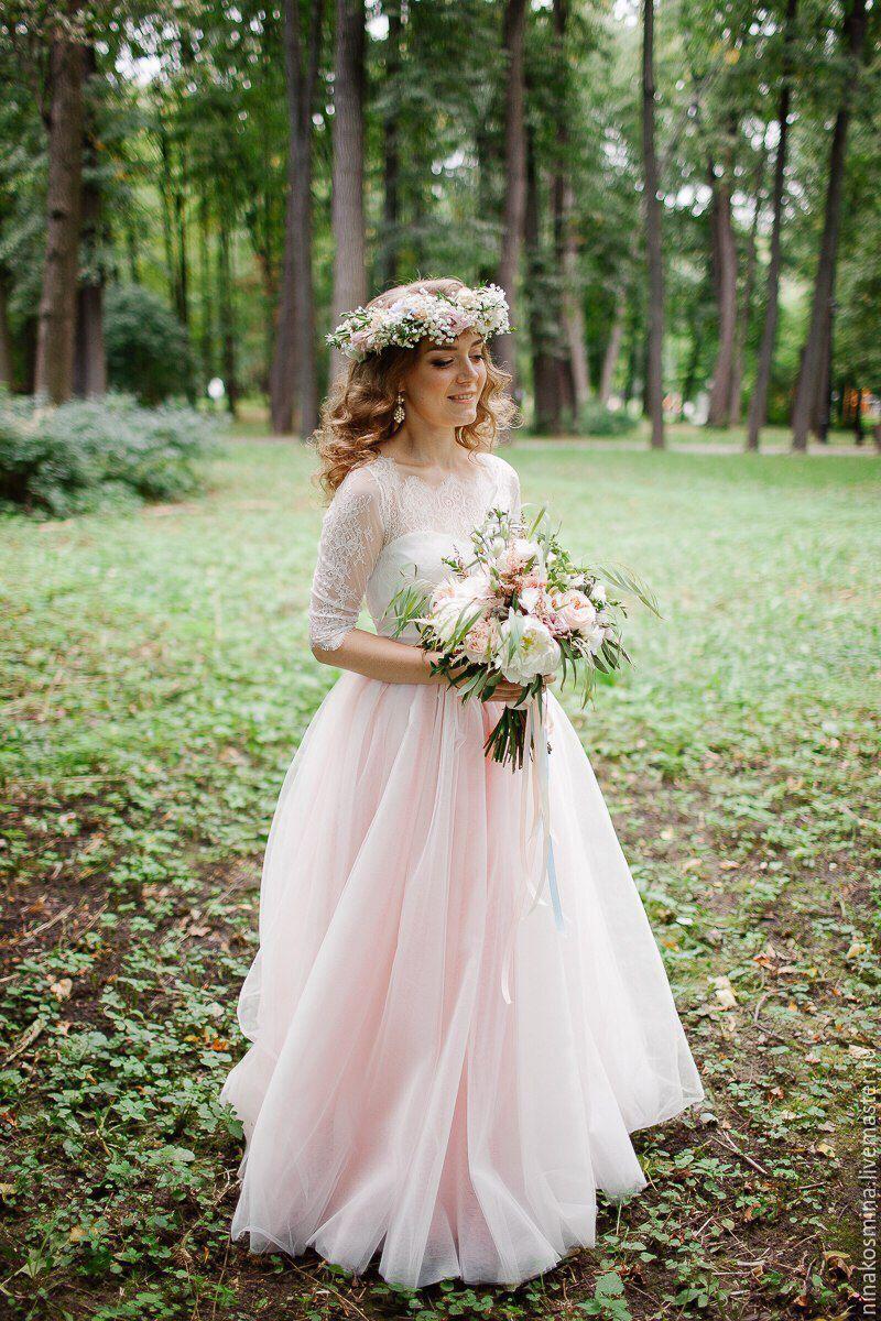 bcd0e8aa119 Купить или заказать Свадебное платье в стиле
