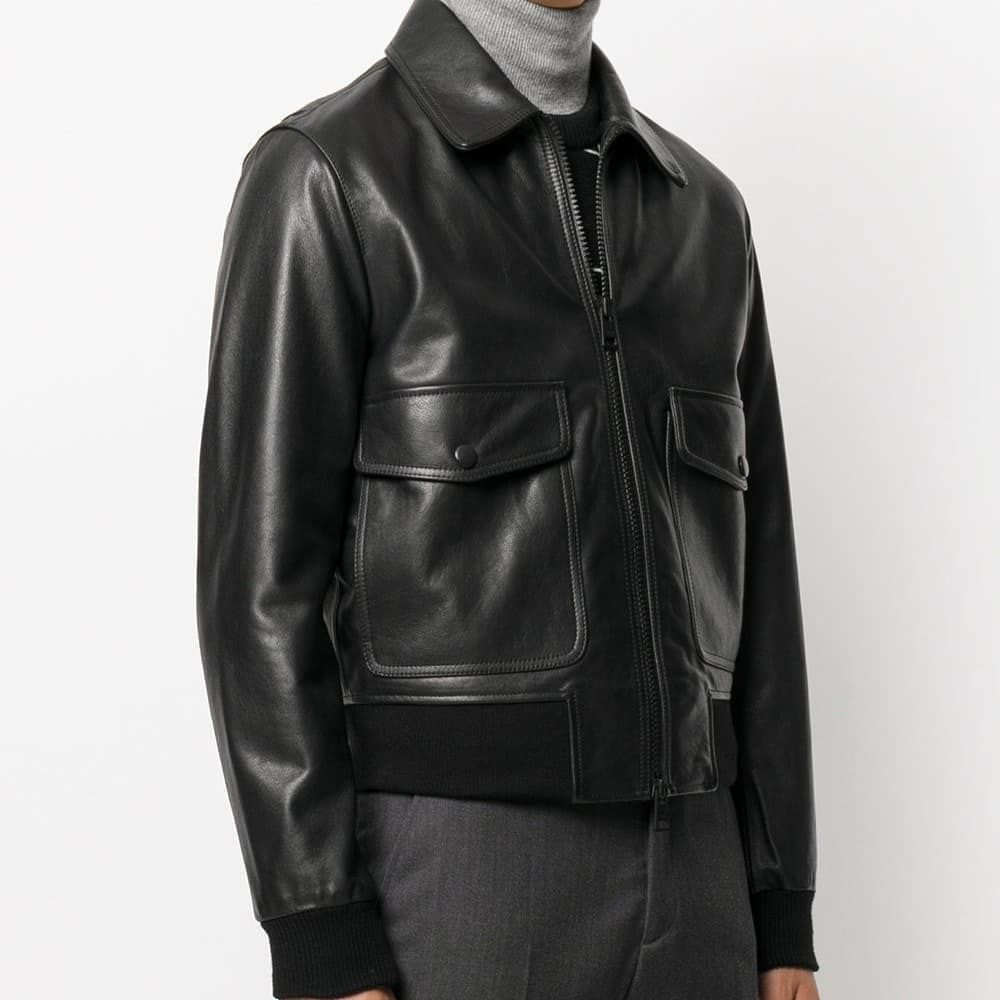 Pin By Anthony Smith On Leather Jackets Leather Jacket Insta Fashion Jackets [ 1000 x 1000 Pixel ]
