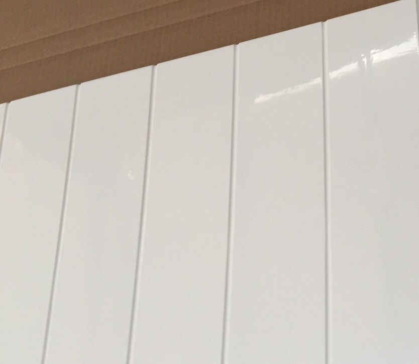 Tongue and groove for bathrooms