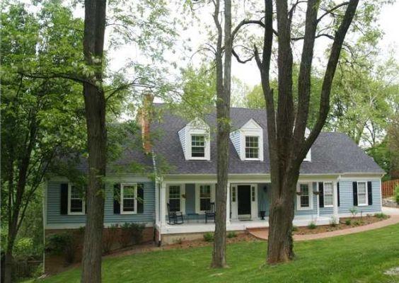 classic cape cod house design exterior colors