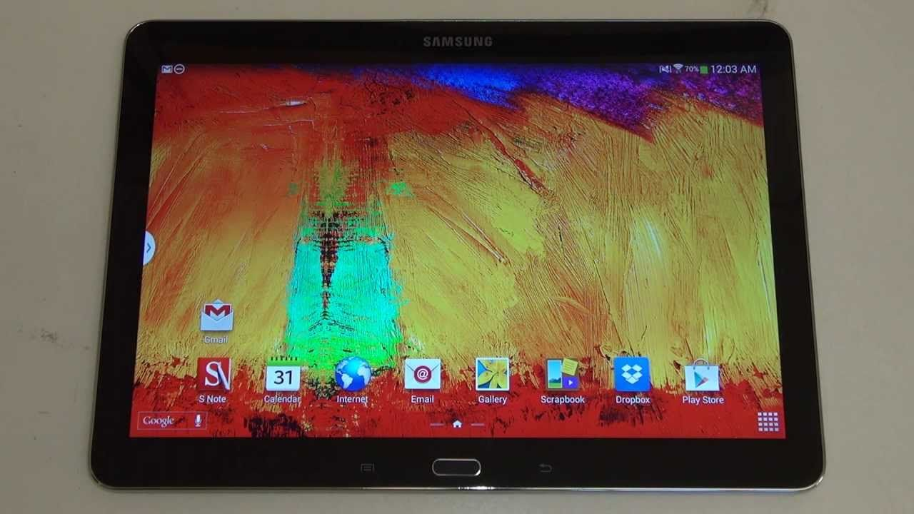Samsung Galaxy Note 10 1 2014 Edition Software Update Multiple User Accounts With Images Galaxy Note 10 Galaxy Note Galaxy