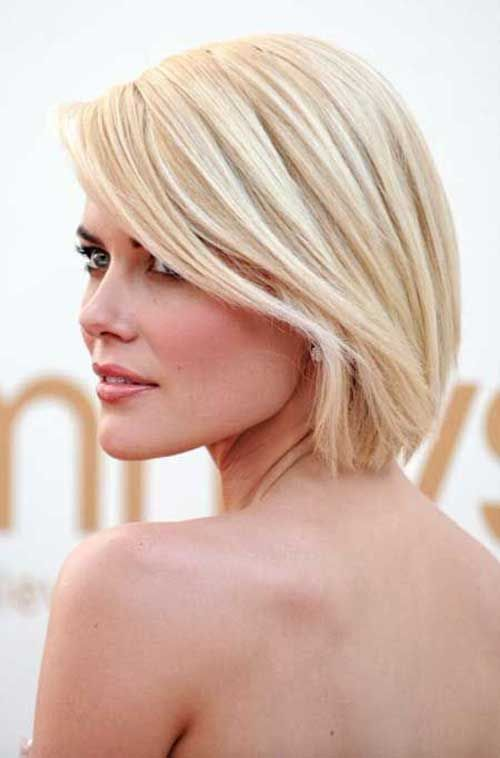 Age Gracefully With These Classy Hairstyles Page 27 Of 60 In 2020 Short Blonde Hair Blonde Bob Hairstyles Classy Hairstyles