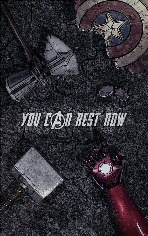 You Can Rest Now